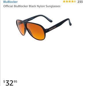 BluBlocker Aviator Sunglasses